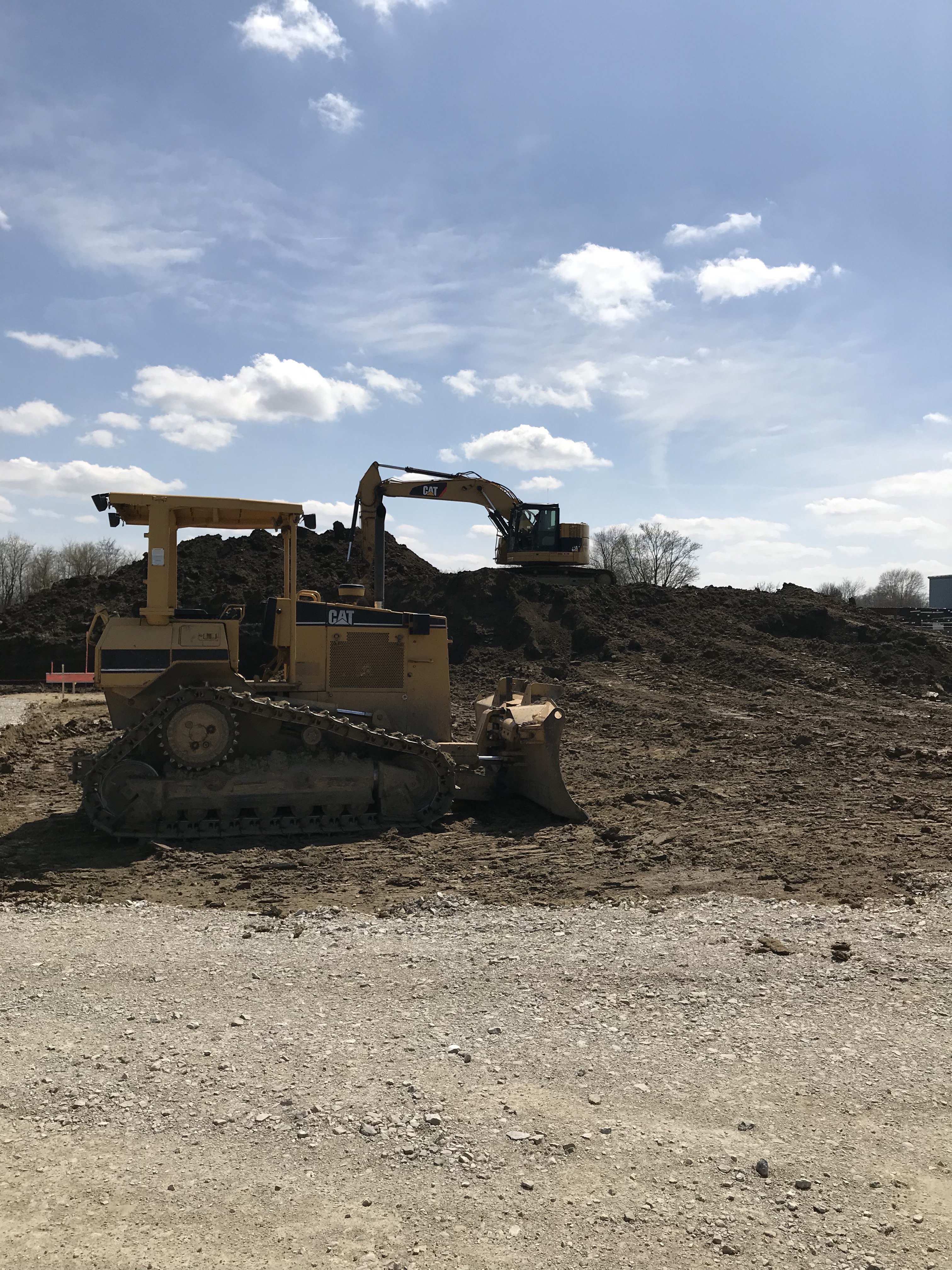 Park Enterprise Construction at CenMac Metalworks