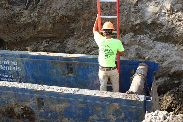 OSHA Trench Safety