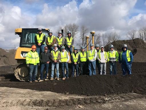 Park Enterprise Construction and Tri-Rivers Career Center