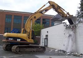 Park Enterprise Construction demolition contractors