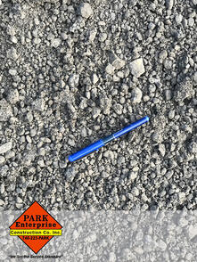 Park Enterprise Construction crushed asphalt