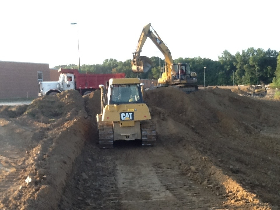 Park Enterprise Construction site preparation