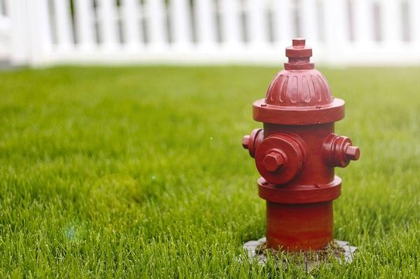 fire hydrant maintenance