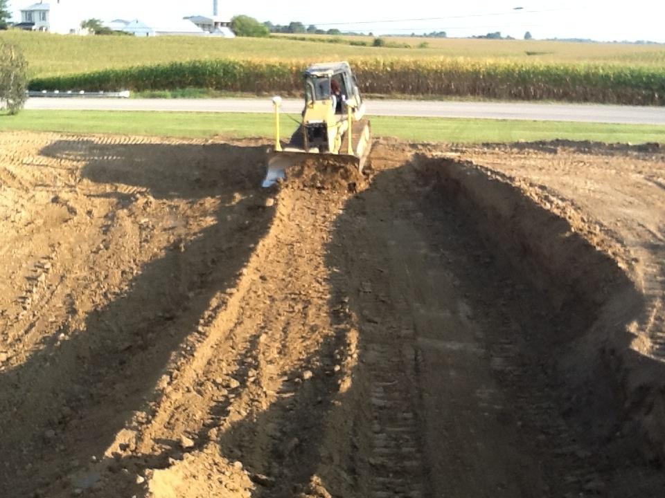 Park Enterprise Construction GPS construction equipment