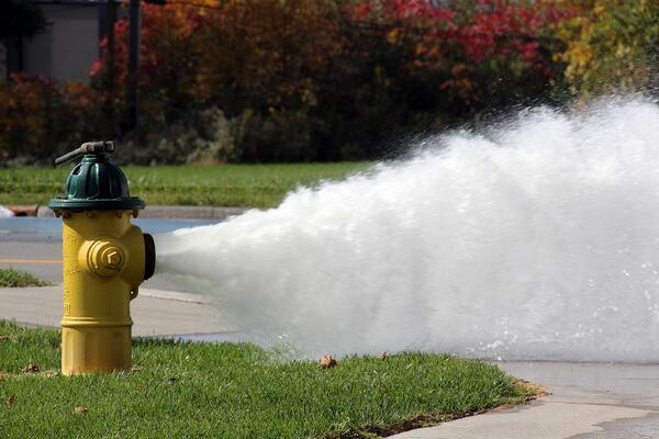 what to do leaky hydrant