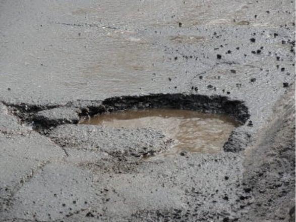 Park Enterprise Construction pothole repair