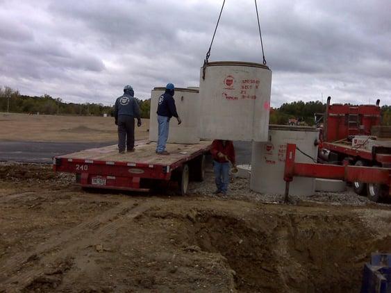 Park Enterprise Construction site work construction
