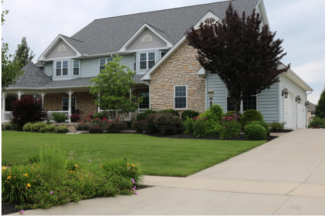 difference between neighborhood and subdivision